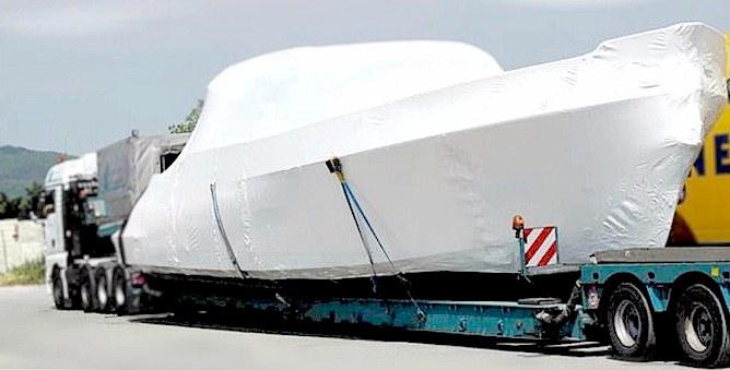 yacht Donzère