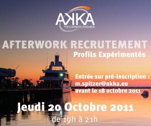 AKKA Afterwork Marseille Yacht