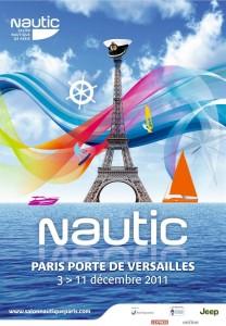 Nautic Paris 2011 - Porte de Versailles 3 - 11 décembre 2011