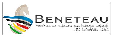 Bénéteau Fournisseur Officiel JO Londres 2012