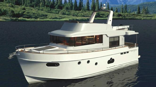 Bénéteau Trawler 50