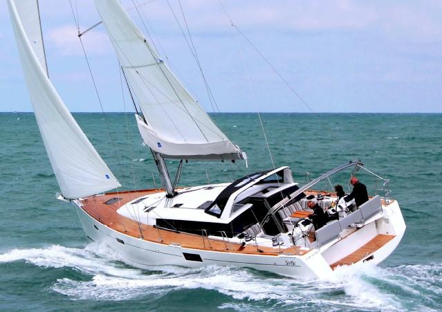 Bénéteau voilier Sense 46