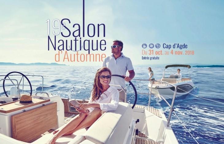 Salon Nautique du Cap d'Agde 2018